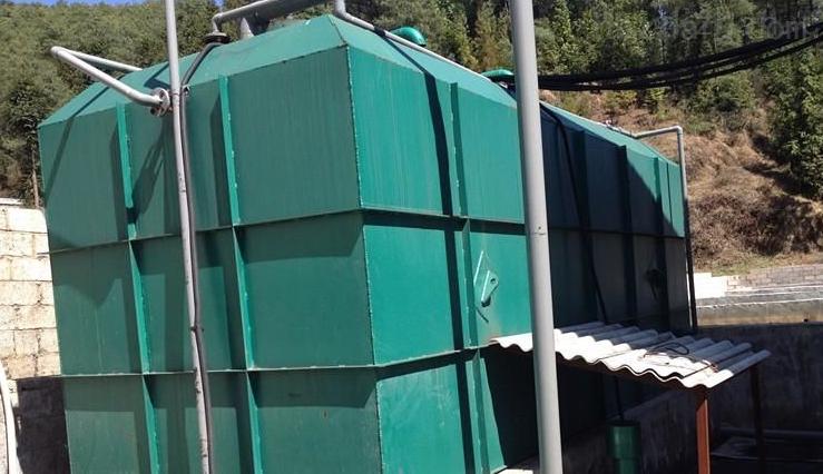 济南加工印染污水处理设备