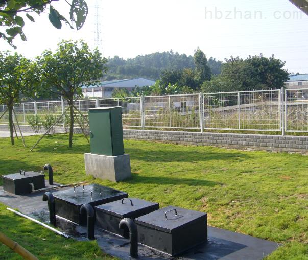 村庄改建生活污水处理设备