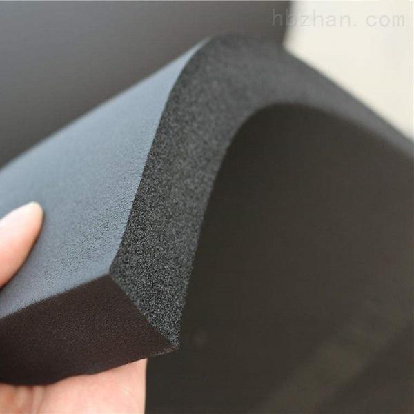卷板、管阻燃橡塑保温棉B1级橡塑板价格低品牌厂家