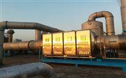 河南商丘饲料厂恶臭气体处理设备