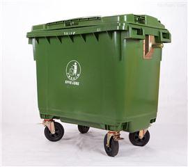 660660L移动垃圾桶SHIPU大型果皮箱