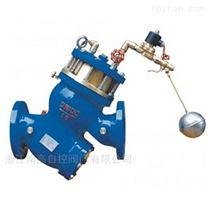 過濾活塞式電動浮球閥 YQ98005型 DN100