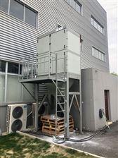环境净化粉尘中央集尘机厂家