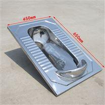 环卫工程用不锈钢蹲便器 环保卫浴厕具