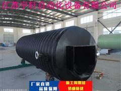 东莞污水提升设备 一体化提升泵站批发市场