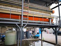洗沙场环保达标设备打桩污泥压滤设备