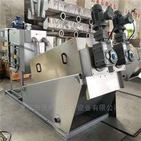 重庆万州叠螺式污泥脱水机不锈钢选型比较