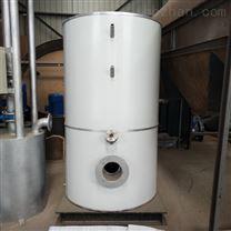 安徽蚌埠沼气锅炉性能特点及结构参数