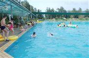 游泳池水循环设备重力式过滤器
