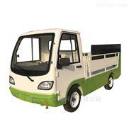 电动驾驶四轮八桶运桶车环卫垃圾清运车