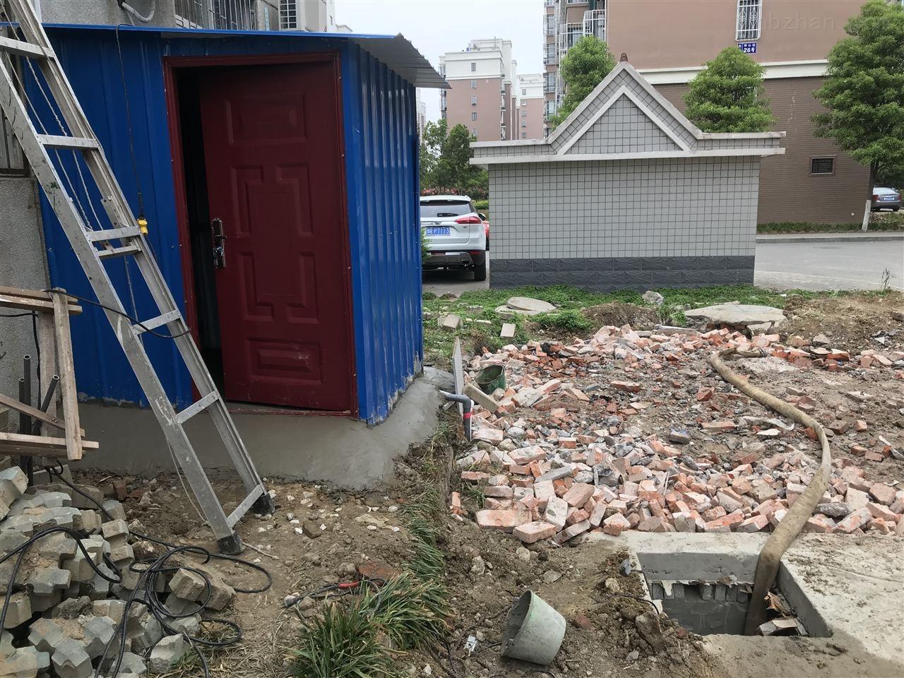 芜湖新农村社区医院废水设备价格