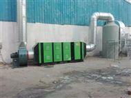 涂装厂活性炭有机吸附塔装置