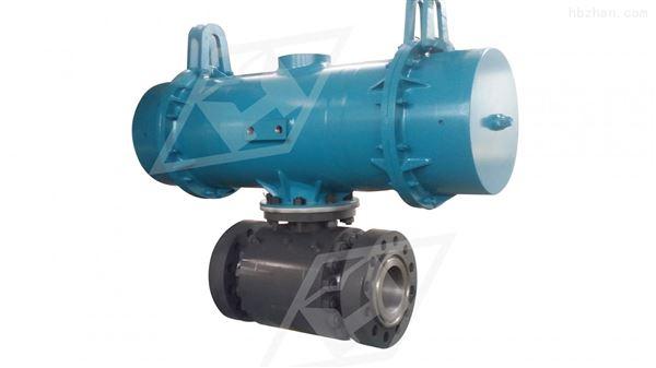 DN15~300mm高性能气动高压球阀