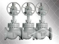 高压电动焊接式截止阀