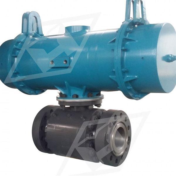 DN15~300mm防爆型气动高压球阀