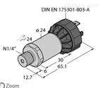 6837232TURCK传感器PT1000PSIG-2003-I2-DA91性能