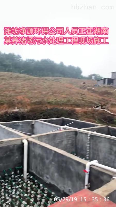 南充养猪场废水专用处理设备厂家