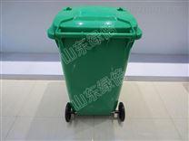 环卫挂车塑料垃圾桶绿色 价格优惠坚固耐用
