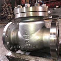 H44W 旋啟式高中壓不鏽鋼止回閥
