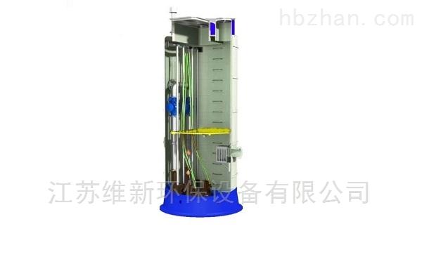 一体化预制泵站运行及维护