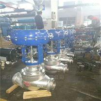 ZJHP 液體氣動單座調節閥