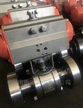Q641F气动锻钢高压球阀
