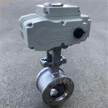VQ977F/QV977H电动V型调节对夹球阀