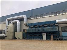 喷漆房废气处理 活性炭循环使用设备