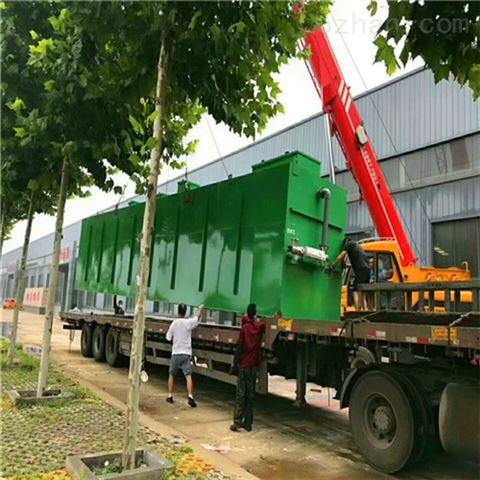 邢台市地埋式一体化生活污水处理设备