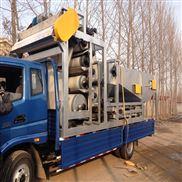 污泥城市污水污泥处理设备 带式压滤机设备