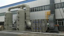 非标定制热处理废气治理设备设计
