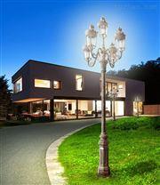 庭院灯厂家直销-LED欧式-可制定
