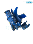 污水池潜水推流器QJB4/4-1400/2-62P