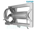 污水回用耦合穿墙管回流泵QJB-W4/6