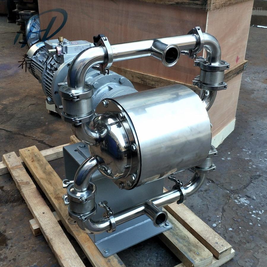 无极调速卫生级电动隔膜泵