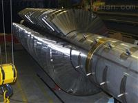 JYG桨叶干燥机的使用