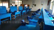 深圳钳工桌-钳工台-钢板台面工作台厂家