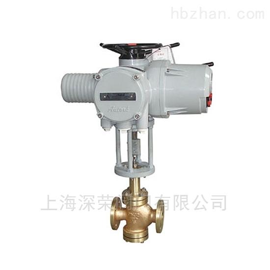 氧气专用电动调节阀设备
