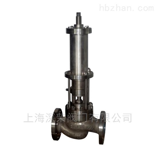 高温硝酸专用自力式调节阀