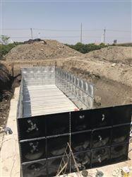地埋式箱泵一体化控制柜要求