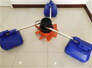 1.5KW叶轮式蓝色高效能永磁变频增氧机