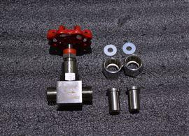 J23W焊接不鏽鋼針型閥