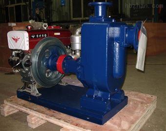 ZWC移动式柴油机水泵