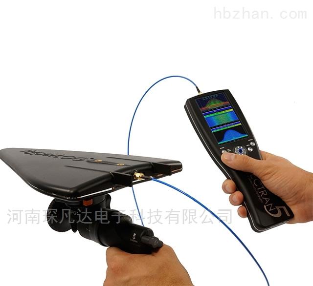 手持式实时频谱分析仪射频和微波测量
