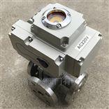 Q944F/Q945F电动不锈钢三通球阀