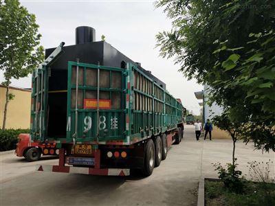 HDAF-15白山大型医院污水处理设备广盛源厂家价格