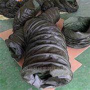 水泥卸料耐磨帆布伸缩节