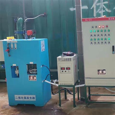 甘肃张掖农村饮用水净水站
