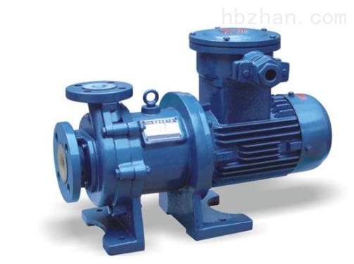 IMC衬氟磁力驱动泵