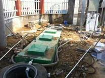 无动力生活污水处理一体化设备小型